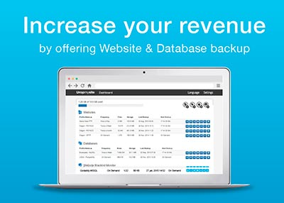 Dropmysite Website Backup