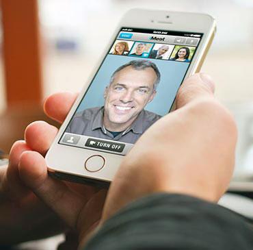 iMeet phone app