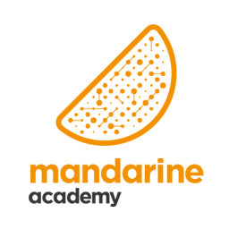 Mandarine Academy logo