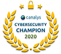 Champion Status in Canalys Global Cybersecurity
